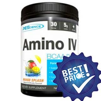 Amino IV 375g PES Nutrition