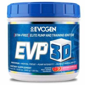 evogen evp 3d pre workout con formula super concentrata ma senza stimolanti nervosi