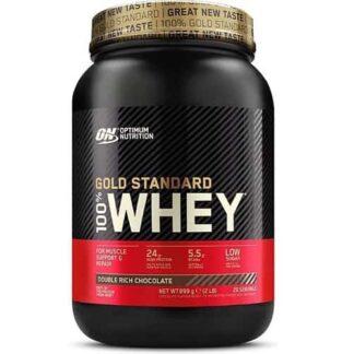 gold whey standard 943g proteina del siero in blend ottima post allenamento