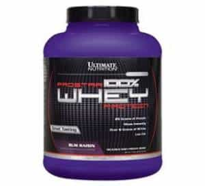prostar whey protein 2,4kg ultimate nutrition