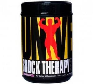 shock therapy 835 grammi universal nutrition pre workout energetico