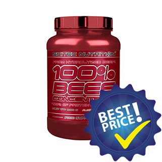100% Beef Concentrate 1000 gr Scitec Nutrition