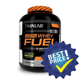 whey fuel 2,27kg twinlab