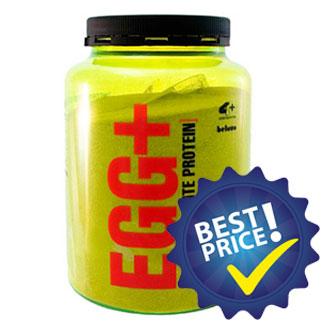 Egg Protein 1kg 4+ Nutrition