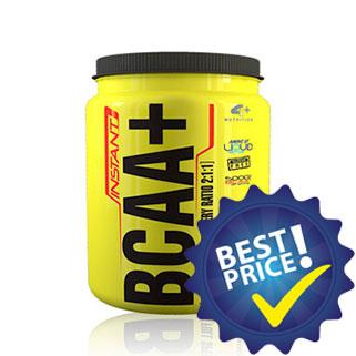 Instant Bcaa+ 300gr 4+ Nutrition