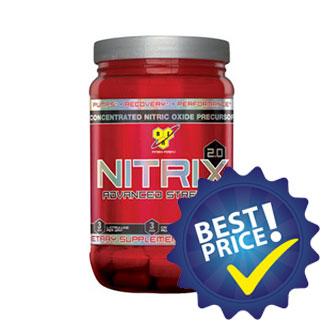 nitrix 2.0 180cps bsn