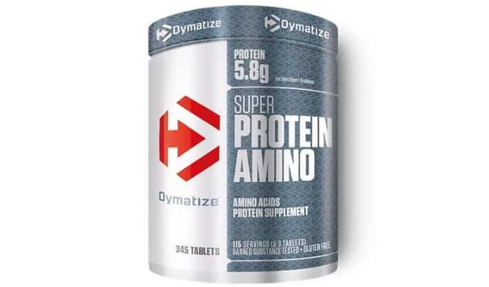 Super Amino 6000 345cps dymatize