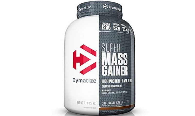 super mass gainer 2,73kg dymatize