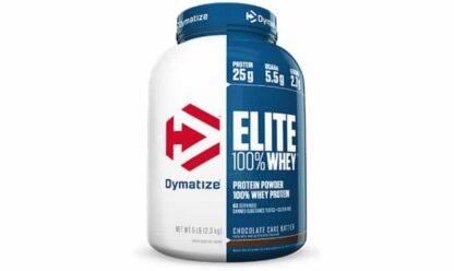 elite whey protein blend di siero proteine a rilascio veloce, ottimo dopo l'allenamento