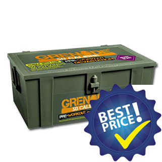 50 Calibre 580gr Grenade
