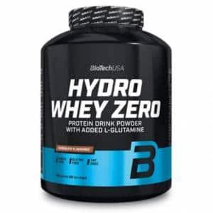 Hydro Whey Zero 1,8Kg Bio Tech USA