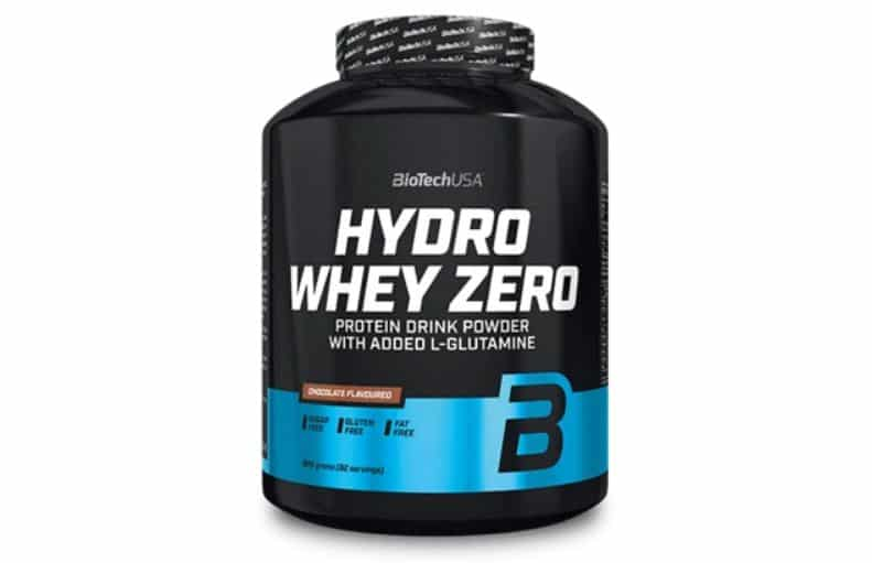 Hydro Whey Zero 1,8Kg Bio Tech USA
