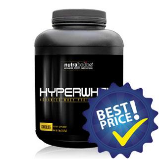 hyperwhey 2,27kg nutrabolics