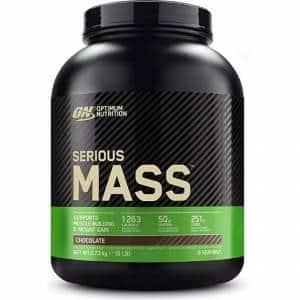 Serious Mass 2,73kg Optimum Nutrition