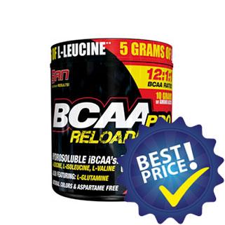 bcaa pro reloaded 444g san nutrition