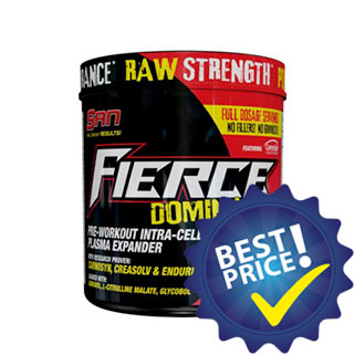 Fierce Domination 738gr San Nutrition