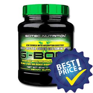 G-Bomb 500gr Scitec Nutrition