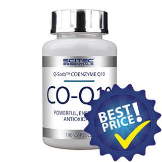 scitec nutrition coenzima q10 100cps