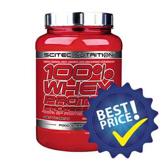 whey professional 100 920g scitec nutrition