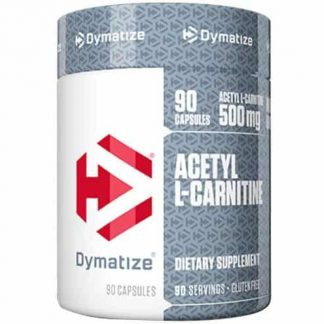 acetyl carnitina 90cps dymatize