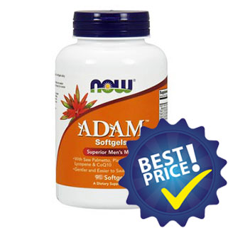 Adam 180cps Now Foods