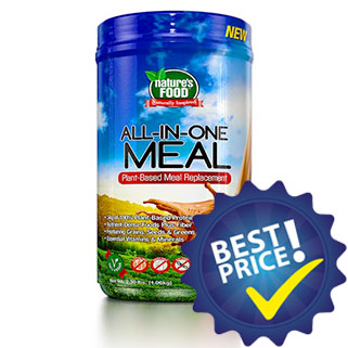 All In One Meal 1040g Natures Food