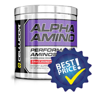 Alpha Amino 384g Cellucor