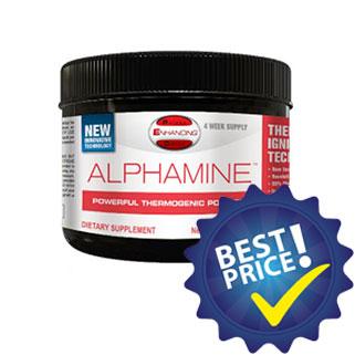 alphamine pes 244g pescience termogenico dimagrante