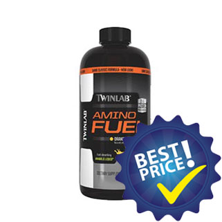 amino fuel liquid 948ml twinlab
