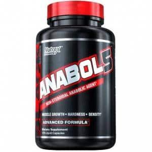 anabol-5 black anabolizzante naturale super concentrato, formula americana originale