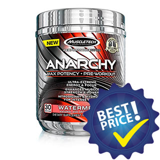 Anarchy Next GEN 184gr Muscletech