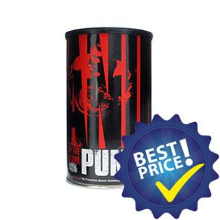 animal pump pre workout pompante, ergogenico e anabolico, ottimo per potenziarti