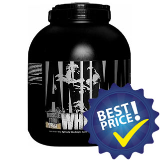 Animal Whey 1,8Kg Universal Nutrition