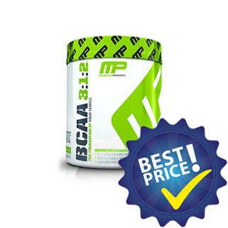 Bcaa 3:1:2 Powder 215 gr MusclePharm