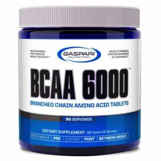 bcaa 6000 amminoacidi essenziali per il recupero muscolare