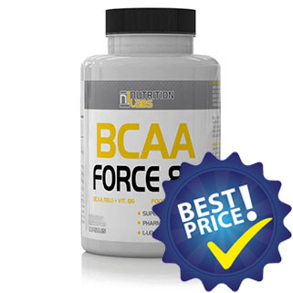 bcaa force 8:1:1 180 cpr nutrition labs