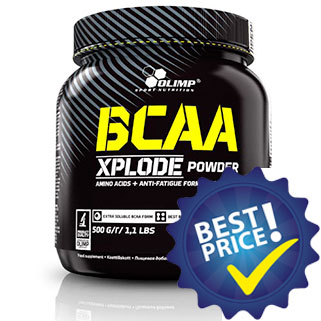 Bcaa Xplode Powder 500g Olimp