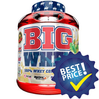 Big Whey 2kg Universal McGregor