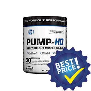 Pump HD 250gr BPI Sports