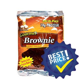 Tri-O-Plex Gourmet Brownie 85gr Chef Jay's