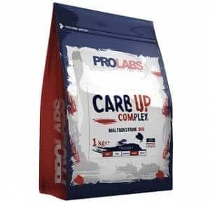carb up complex maltodestrine prolabs integratore di carboidrati ad alto indice glicemico