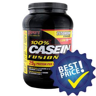 Casein Fusion 2.2 1008g San Nutrition