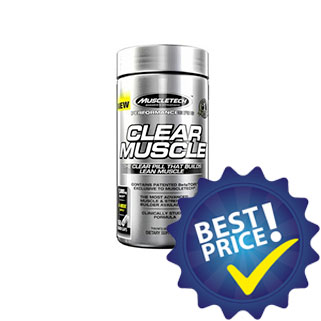 clear muscle 168cps muscletech