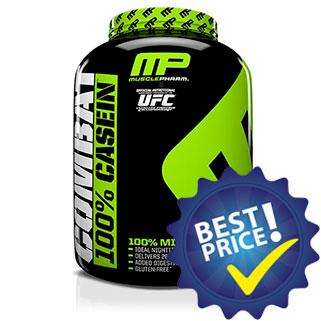 Combat Casein 100% 1,8kg MusclePharm