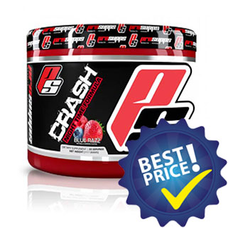 Crash 108gr Pro Supps