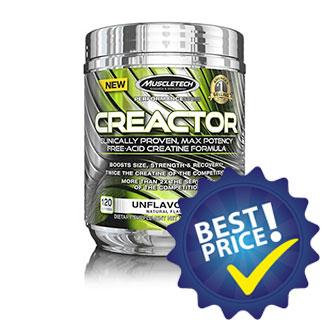 Creactor 203 gr Muscletech