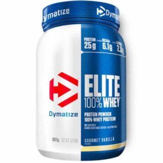 elite 100 whey protein 908g dymatize