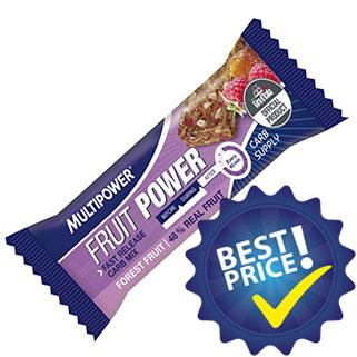 Fruit Power Bar 40g Multipower