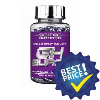gh surge 90cps scitec nutrition