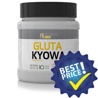 gluta kyowa 200g nutrition labs